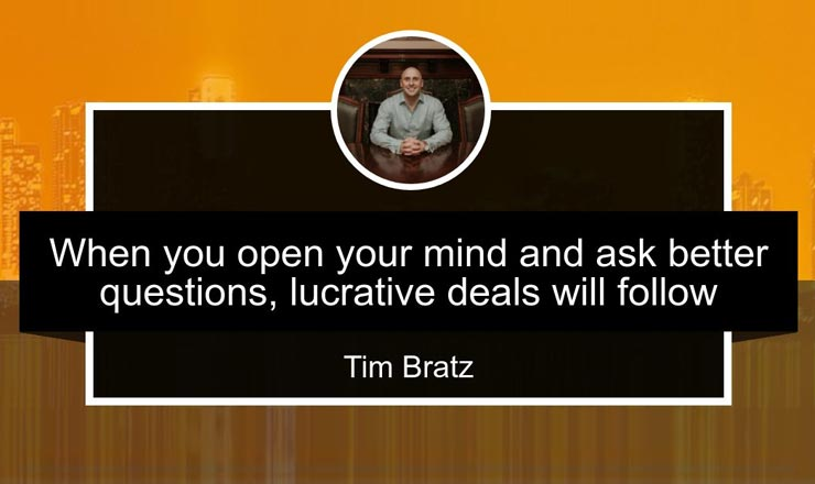 Flip Empire Podcast – Going from Solopreneur to Business Owner with Tim Bratz