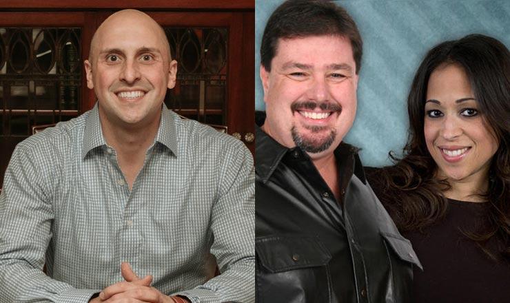 """Good News"" Interview with Tim Bratz on Brian & Leeann's Morning Show on WGAR 99.5"