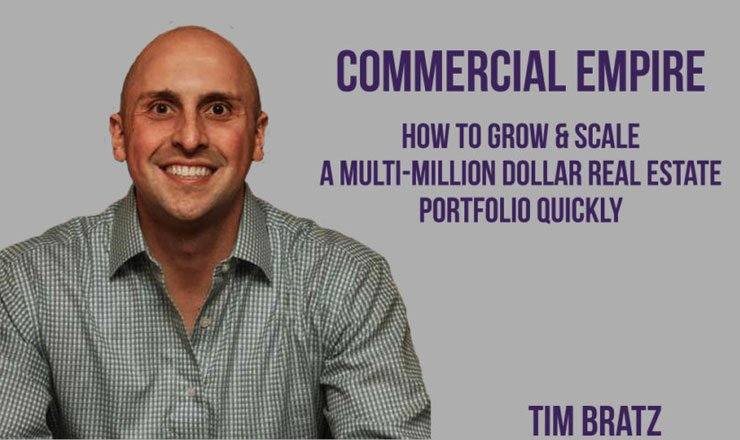 How to grow and scale a multi-million dollar portfolio quickly - Chasflow Ninja podcast with Tim Bratz