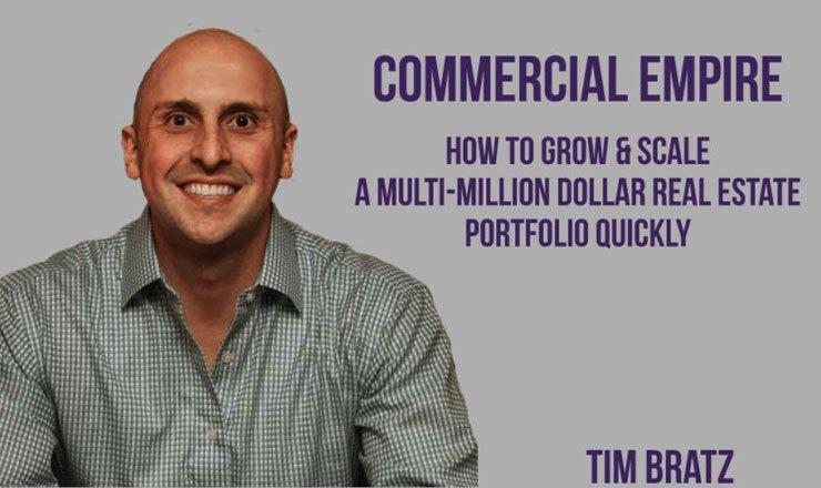 How to grow and scale a multi-million dollar portfolio quickly - Chasflow Ninja podcast with Tim Bratz