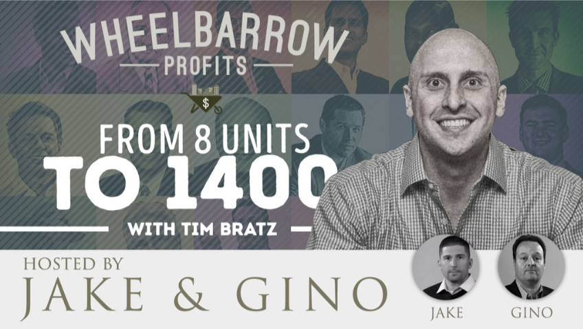 Connect With Us Online From 8 Units to 1400 with Tim Bratz