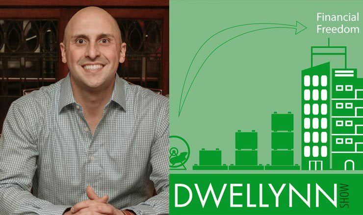 Tim Bratz interviewed on The Dwellynn Show about how he built a $90M portfolio