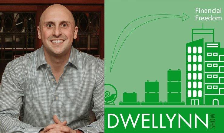 Tim Bratz interviewed on The Dwellynn Show about how he built a $90M portfolio